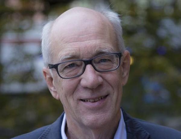 الصورة : اوتو كارز - أستاذ مختص بالأمراض المعدية في جامعة اوبسالا في السويد ومؤسس ري اكت المختصة بموضوع مقاومة المضادات الحيوية