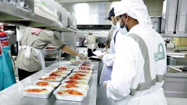 3.2 ملايين وجبة بـ 23 مليون درهم من بيت الخير 2020