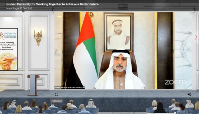 إشادة عالمية بالتجربة الإماراتية في مجال التعايش والأخوة