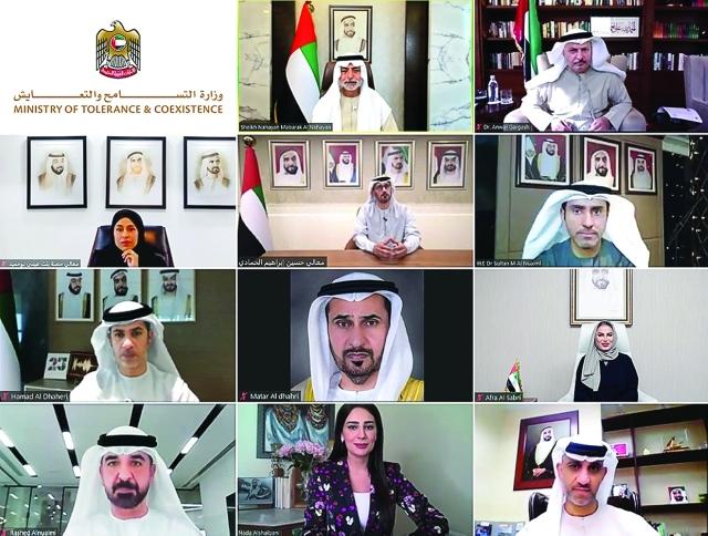 نهيان بن مبارك: محمد بن زايد يجسد عمق تراث الإمارات