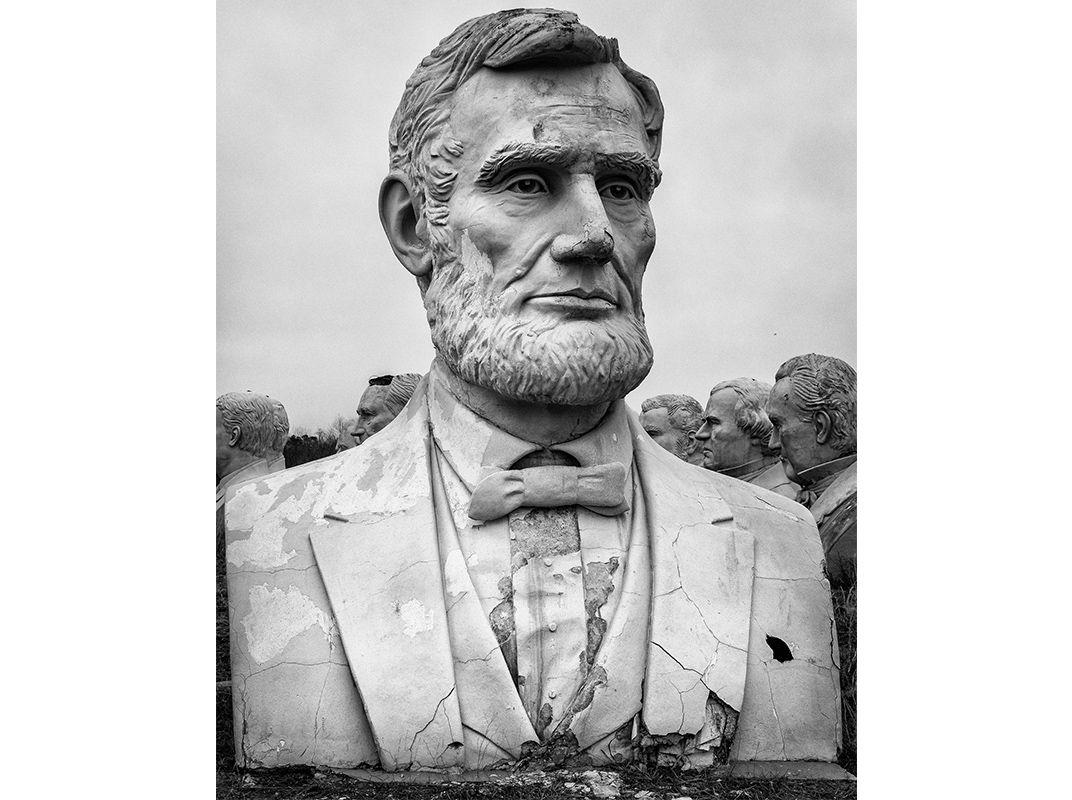 الصورة : الرئيس لينكولن