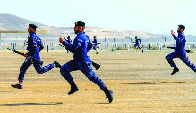 انطلاق تحدي السرعة لـ«بطولة الشرطة للرماية»