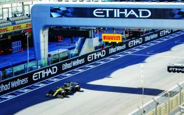 الصورة: الصورة: الإمارات قوة مؤثّرة في صنع القرار الرياضي الدولي