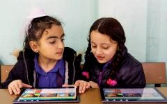 الصورة: الصورة: 20 مليون مستفيد من مبادرات «دبي العطاء» التعليمية حول العالم