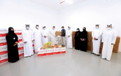 الصورة: الصورة: «محاكم الخير» في دبي تساعد العمال المتضررين من «كوفيد 19»