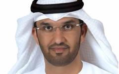 الصورة: الصورة: سلطان الجابر: الإمارات تركز على الاستثمار ضمن محاور رئيسة