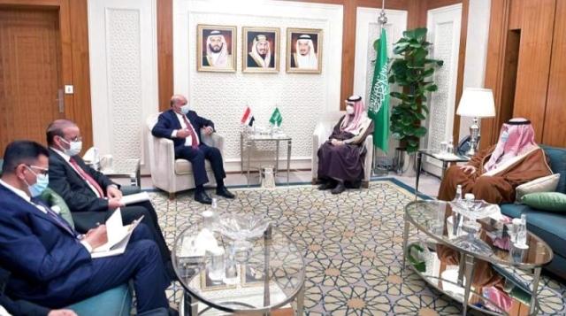 محادثات سعودية عراقية حول الاستقرار الإقليمي