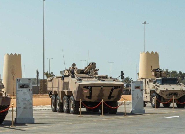 الصناعات الدفاعية الإماراتية تتألق في «آيدكس» و«نافدكس»
