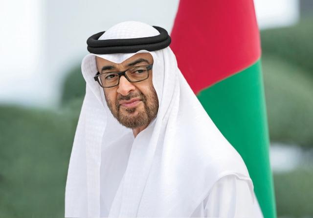 محمد بن زايد يواصل جولاته التفقدية بفعاليات