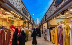 الصورة: الصورة: منتجات مميزة للكويت والبحرين بالقرية العالمية