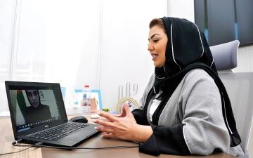 الصورة: الصورة: «صحة دبي» تستعرض إنجازات مركز محمد بن راشد للابتكار الحكومي