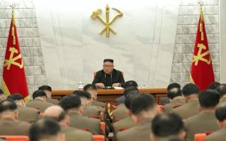 الصورة: الصورة: زعيم كوريا الشمالية يدعو جيش بلاده لانضباط أكبر