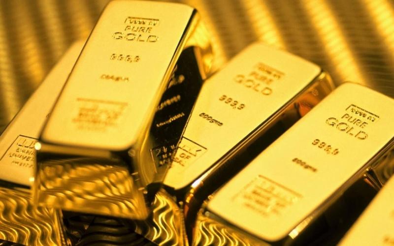 الصورة: الصورة: هبوط أسعار الذهب