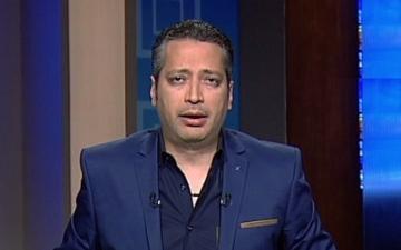 الصورة: الصورة: نقيب الإعلاميين المصريين يحسم  الجدل حول عودة تامر أمين للإعلام