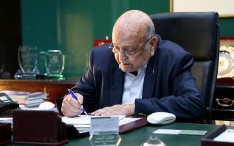 الصورة: الصورة: وفاة رجل أعمال مصري شهير
