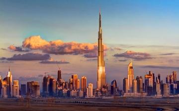 الصورة: الصورة: طقس الغد في الإمارات غائم مع احتمال سقوط أمطار