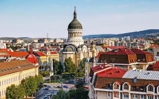 الصورة: الصورة: «فلاي دبي» توسع وجهاتها في رومانيا برحلات إلى كلوج نابوكا