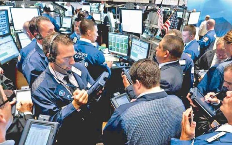 الصورة: الصورة: الأسهم العالمية تستقطب 46.2 مليار دولار في أسبوع