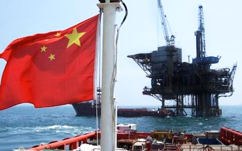 الصورة: الصورة: تباطؤ واردات الصين من النفط الخام في الربع الثاني
