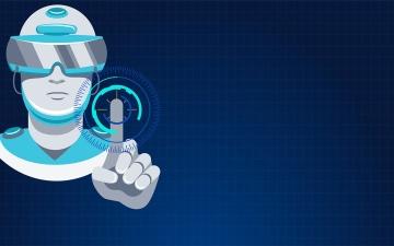الصورة: الصورة: «كهرباء دبي» تستعرض ابتكارات في الشبكات الذكية والأمن السيبراني والروبوتات