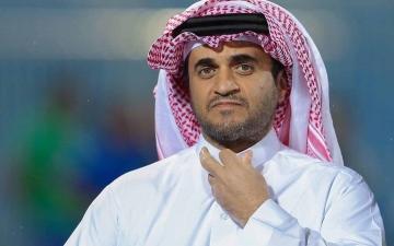 الصورة: الصورة: إيقاف رئيس نادي الشباب السعودي لمدة شهرين