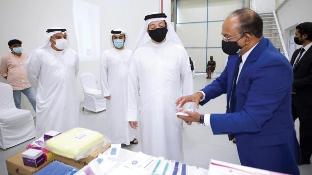 «ميدترا» الأمريكية تدشن مقرها الأول في الإمارات