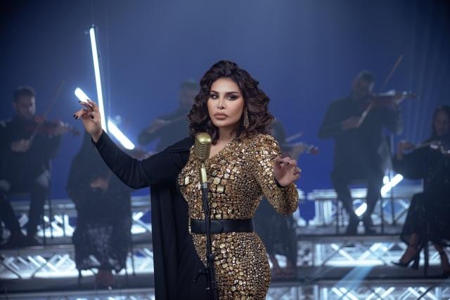 صورة حرم السلطان هيثم بن طارق تبارك لأحلام ألبومها الجديد – فكر وفن – نجوم ومشاهير