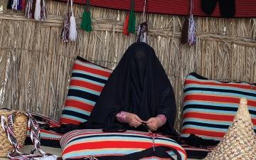 الصورة: الصورة: نادي تراث الإمارات يواصل أنشطته التراثية عن بعد