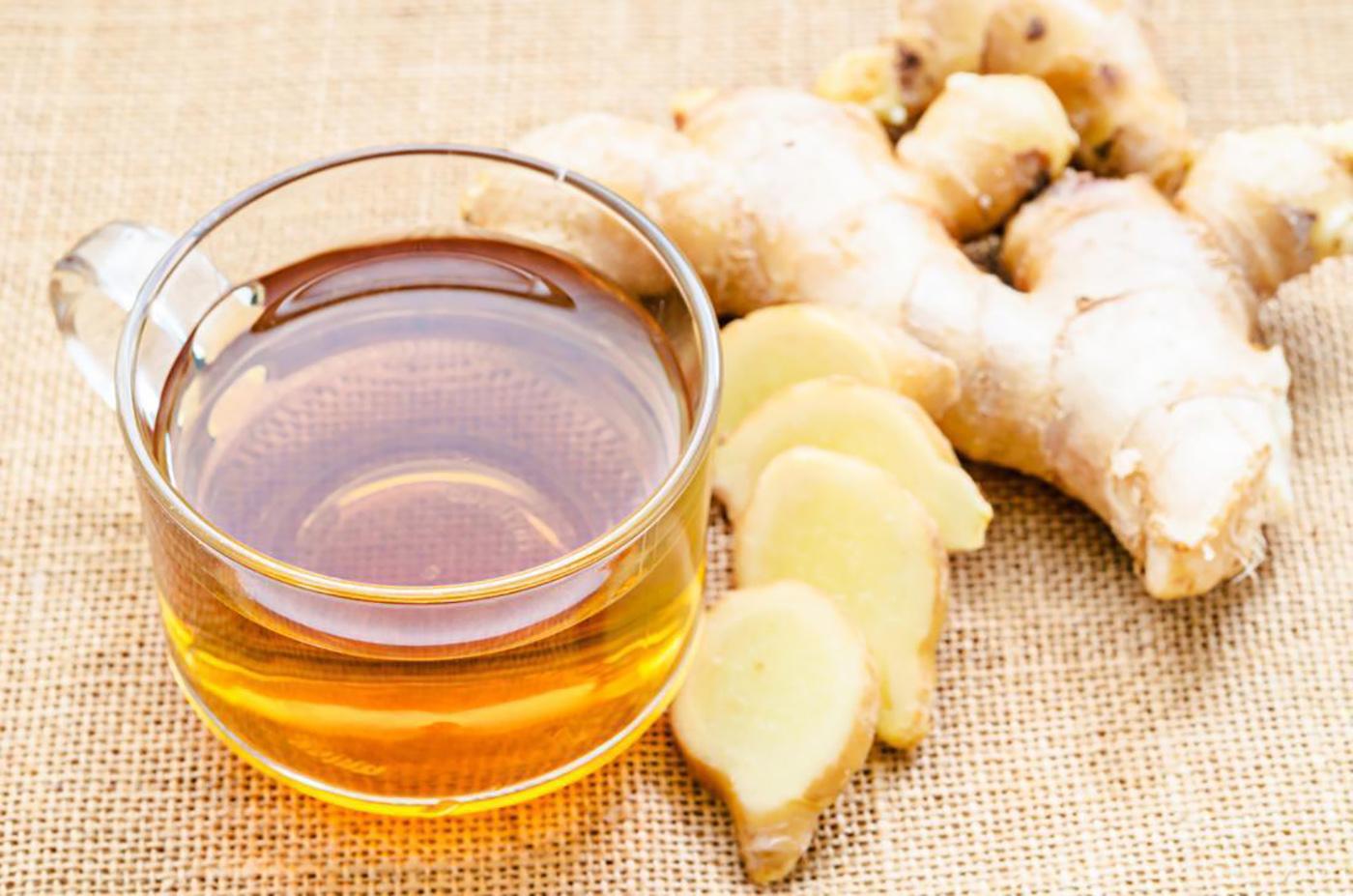 ماذا يحدث لجسمك عند تناول الشاي بالزنجبيل يومياً؟ - البيان الصحي - البيان