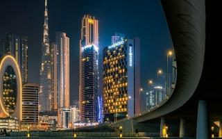 الصورة: الصورة: فنادق الإمارات تستعد لانتعاش سريع بعد طرح اللقاحات
