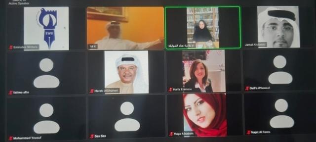 جمال الشحي: لدور النشر دور مهم في تعزيز الهوية