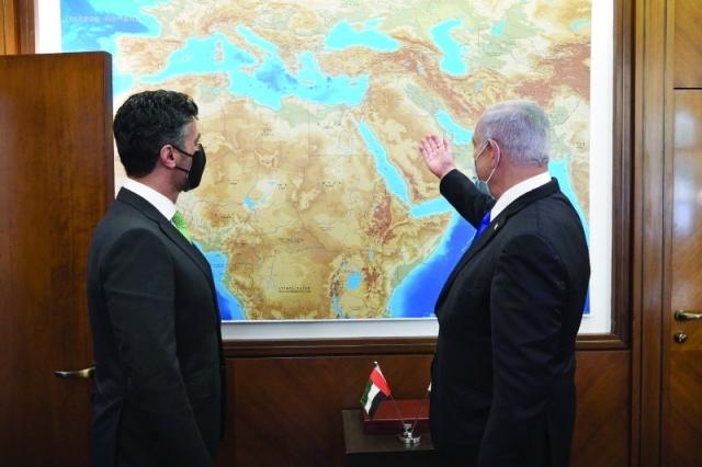 صورة الإمارات وإسرائيل تغيّران الشرق الأوسط – الإمارات – اخبار وتقارير