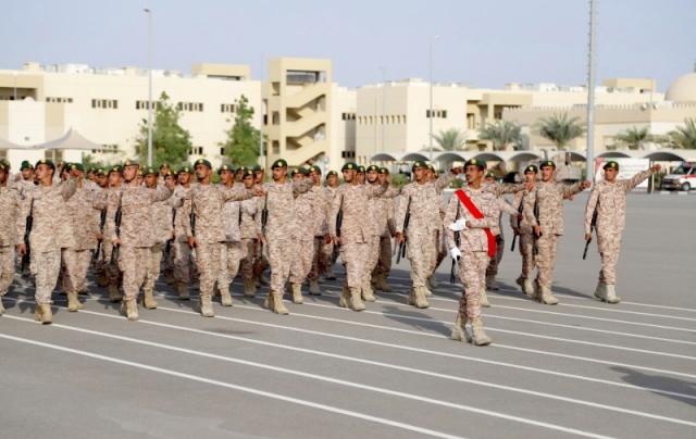 القوات المسلحة تخرّج دفعة جديدة من منتسبي الخدمة الوطنية