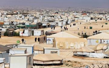 الصورة: الصورة: الزعتري.. ناس ومخيّم ومدينة