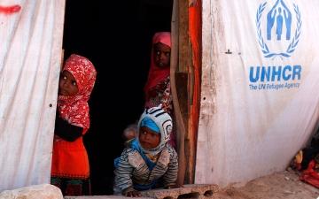 الصورة: الصورة: 38 مليون طفل ومراهق يحتاجون لمساعدات في المنطقة