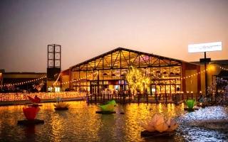 الصورة: الصورة: «الخوانيج ووك».. بصمة جديدة للترفيه في دبي