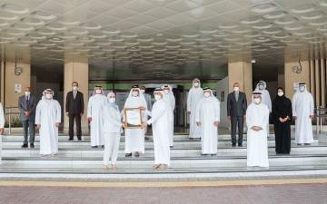 الصورة: الصورة: هيئة كهرباء ومياه دبي تحصد الجائزة العالمية من المؤسسة الأوروبية لإدارة الجودة للمرة الثانية