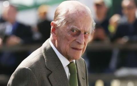 الصورة: الصورة: نقل الأمير فيليب إلى مستشفى خاص في لندن