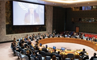 الصورة: الصورة: الحكومة اليمنية: نريد شريكاً حقيقياً للسلام