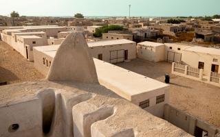 الصورة: الصورة: رأس الخيمة تدعو زوارها لاستكشاف «الجزيرة الحمراء» وتاريخها العريق