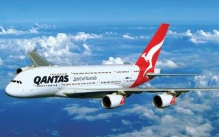 الصورة: الصورة: الخطوط الجوية الأسترالية تستأنف رحلاتها الدولية في أكتوبر