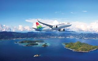 الصورة: الصورة: طيران سيشل تسيّر رحلات أسبوعية مباشرة بين دبي وسيشل