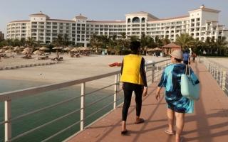 الصورة: الصورة: 208 فنادق قيد الإنشاء في الإمارات حتى 2024