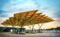 الصورة: الصورة: محطة إينوك المستقبلية تصميم مبتكر ومعايير مستدامة
