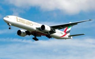 الصورة: الصورة: «الإمارات - الهند» ثاني أكبر مسار للطيران بالعالم خلال مارس
