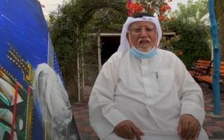 الصورة: الصورة: فاروق العوضي.. يسكن في التراث ويحمل زائره إلى المستقبل