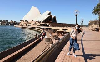 الصورة: الصورة: أستراليا تعتزم إنشاء فقاعة سفر مع سنغافورة