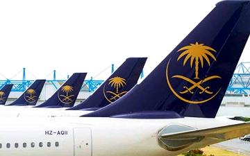 الصورة: الصورة: 6 بنوك تمويل زيادة أسطول الخطوط السعودية