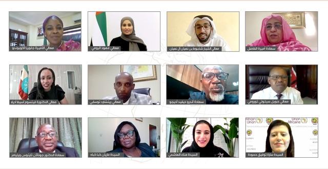 حكومة الإمارات تعزز الشراكات الاستراتيجية التنموية مع دول القارة الأفريقية