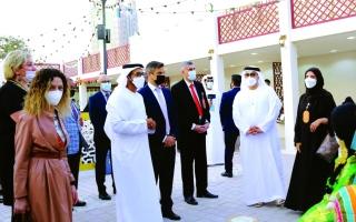 الصورة: الصورة: «أيام الشارقة التراثية 18»  تنطلق على وقع الفنون  الشعبية الإماراتية